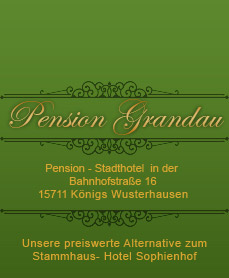 Pension Grandau